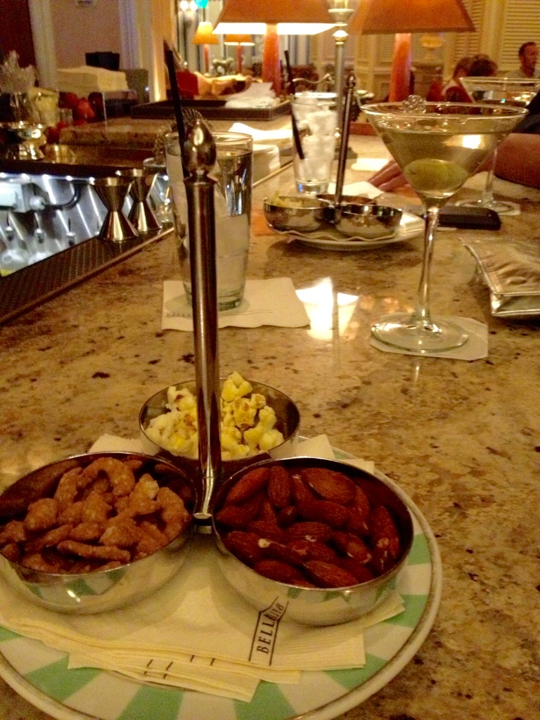 Cocktails And Nibbles At Petrossian - Bellagio Las Vegas