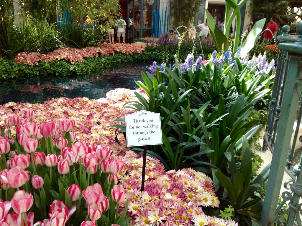 Conservatory At Bellagio Las Vegas