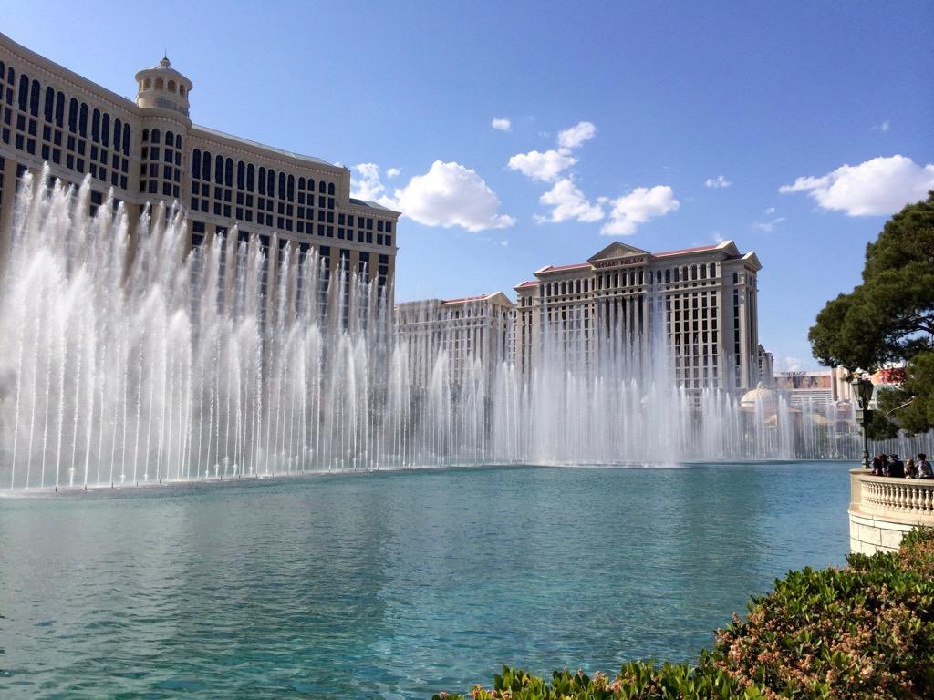 Fountains At Bellagio Las Vegas