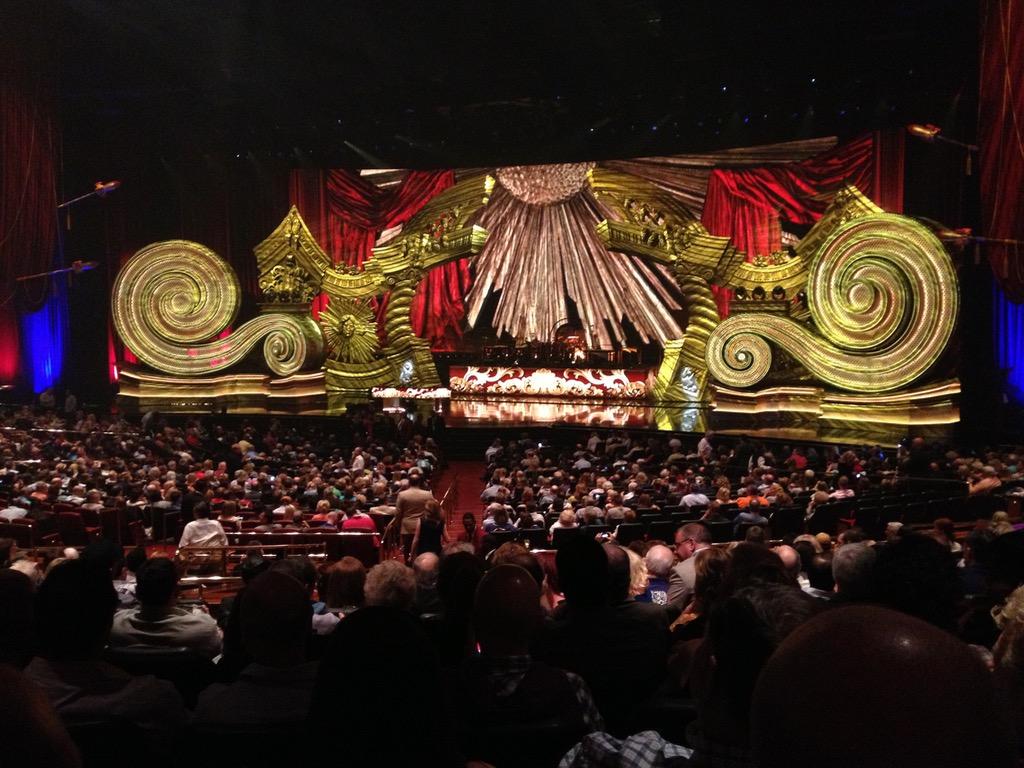 Elton John - Colosseum At Caesars Palace Las Vegas