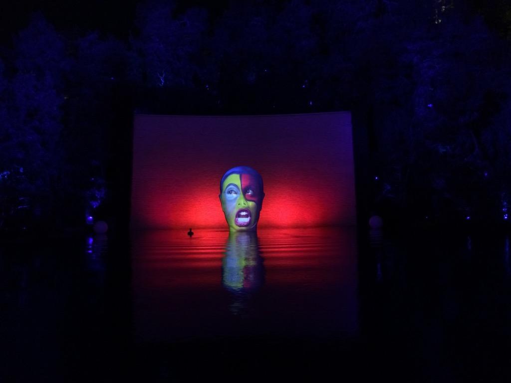 Lake of Dreams - Wynn Las Vegas