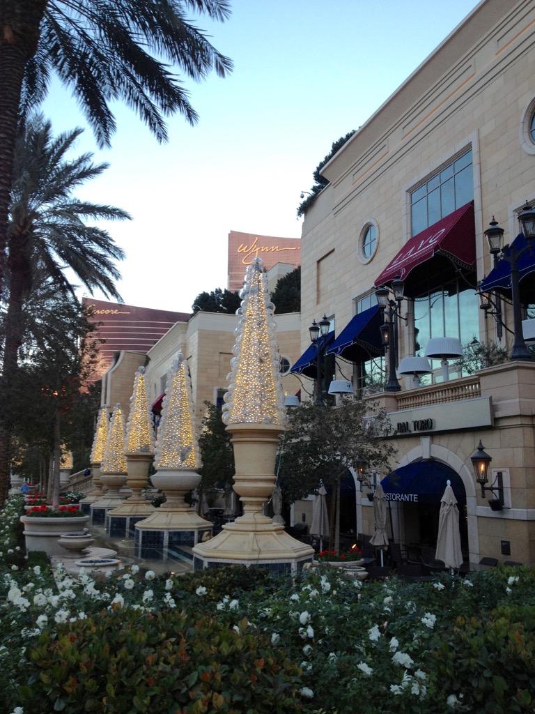 Terrace at Lavo - Palazzo Las Vegas