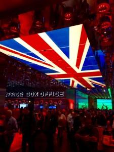 Mirage Las Vegas - Beatles Love Box Office