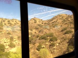 Rocky Terrain North of Los Angeles
