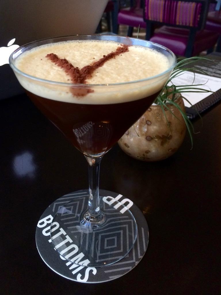 Specialty Cocktail - Vice/Versa At Vdara Las Vegas