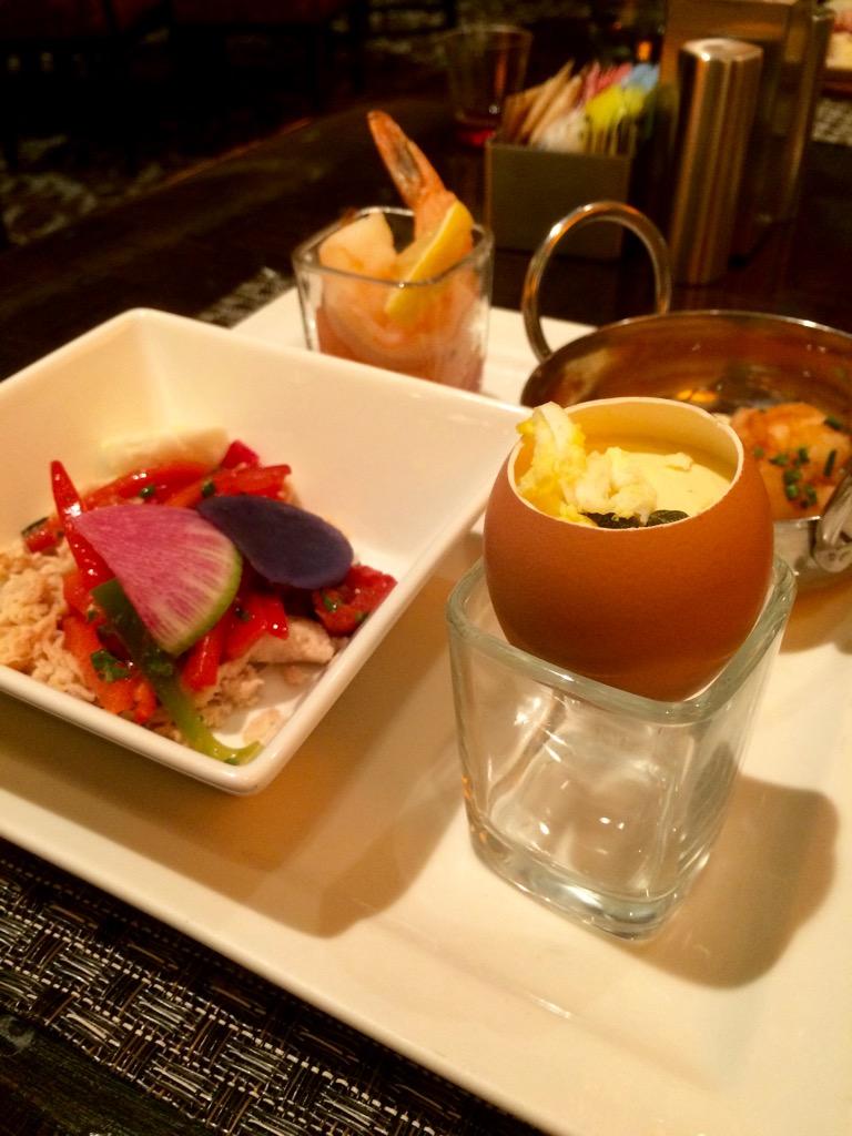 Food Selections - Wicked Spoon Buffet - Cosmopolitan Las Vegas