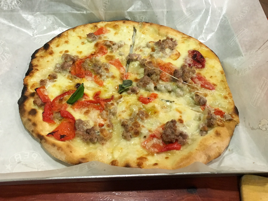 pizza pizzeria da franco sorrento