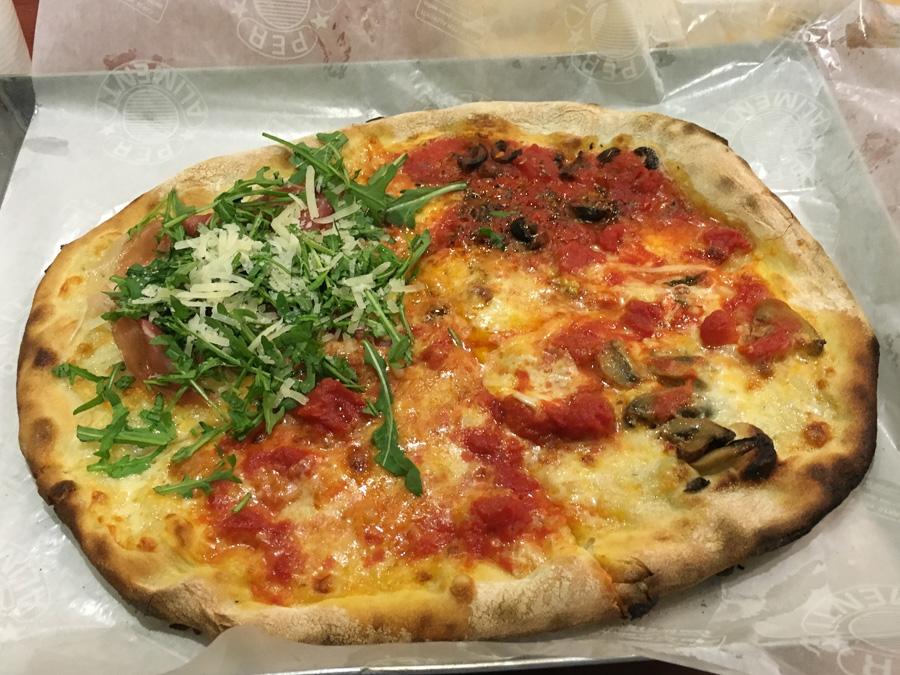pizzeria da franco sorrento italy
