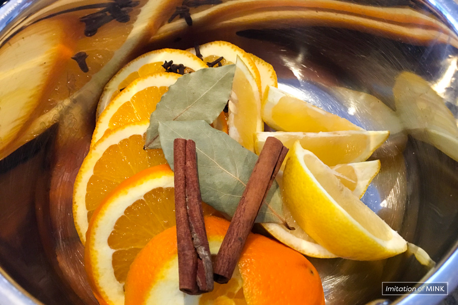 Holiday Potpourri From Thanksgiving To Christmas