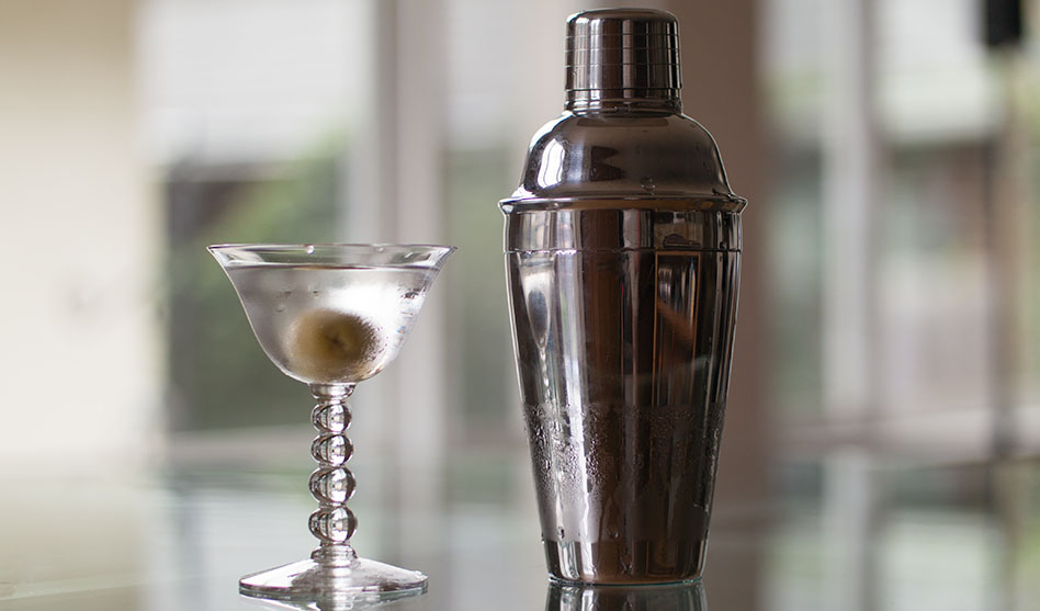 The Martini Cocktail In The Year 2016
