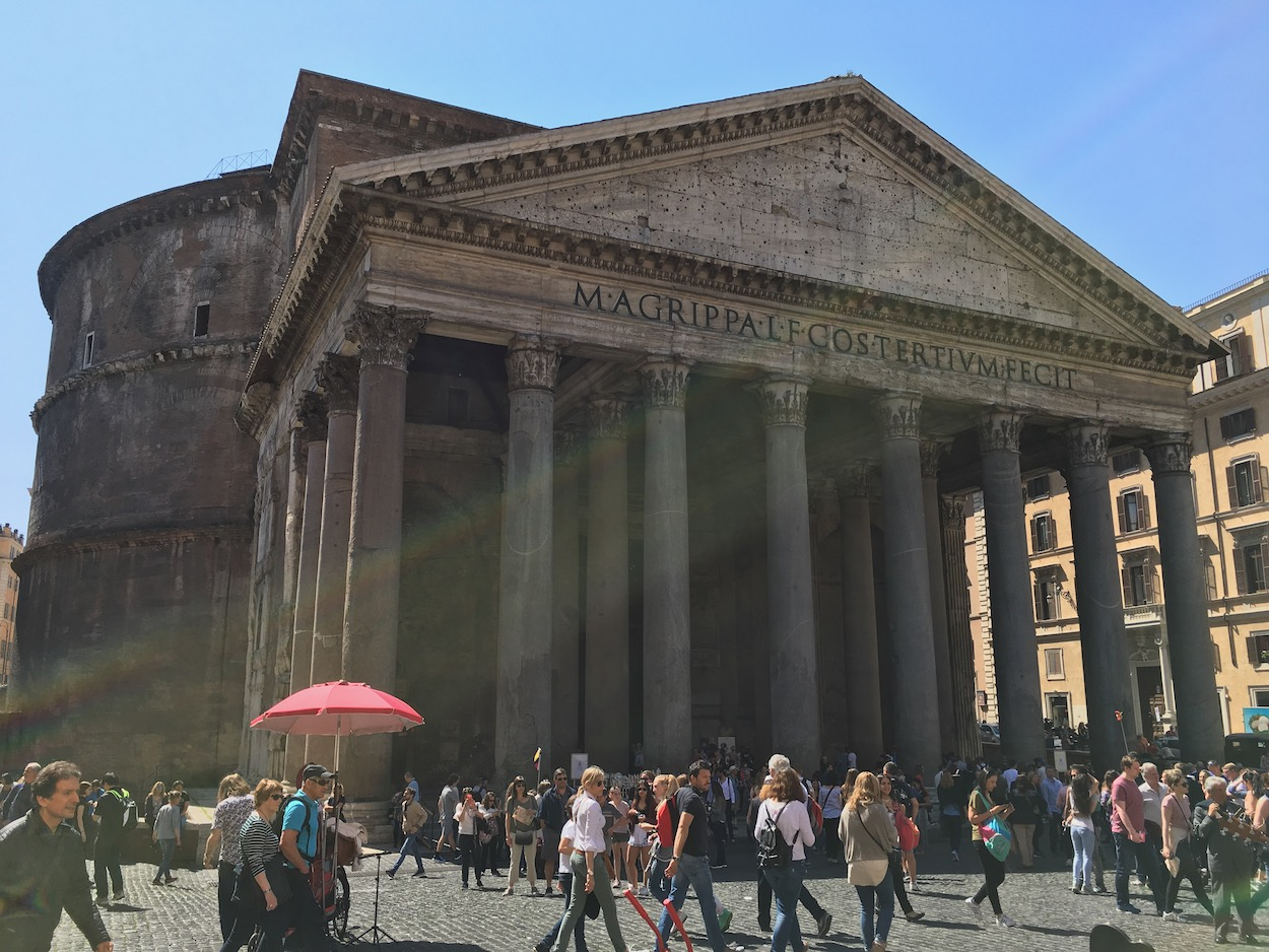 A Quick Trip To Rome, Italy
