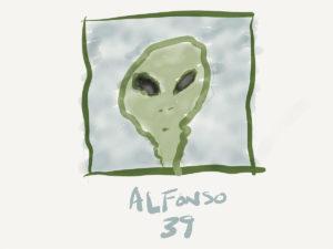 Alfonso, 39
