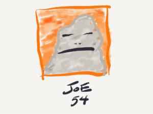Joe, 54